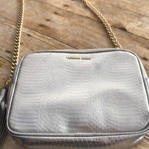 Silver Victoria's Secret Purse NWT